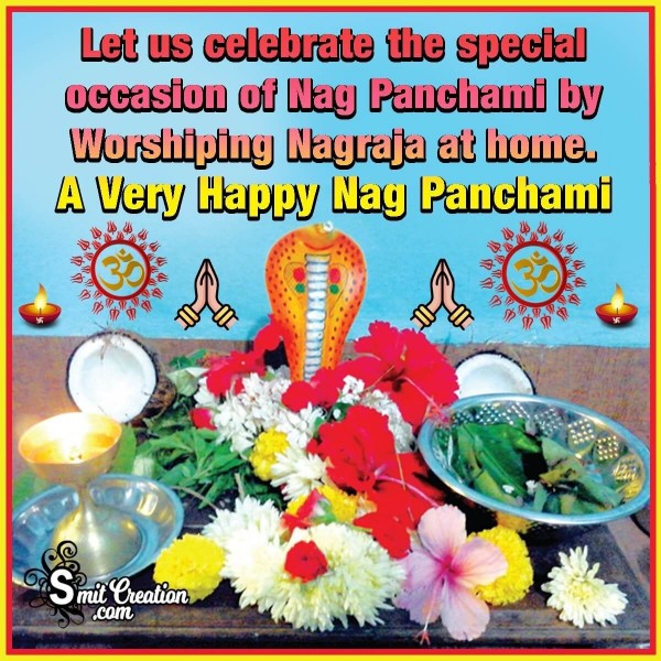 Nag Panchami Wishes Image