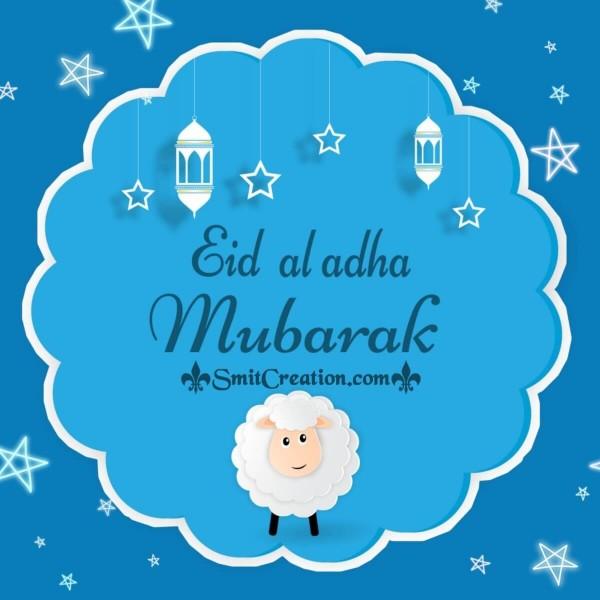 Eid-al-Adha Mubarak Image
