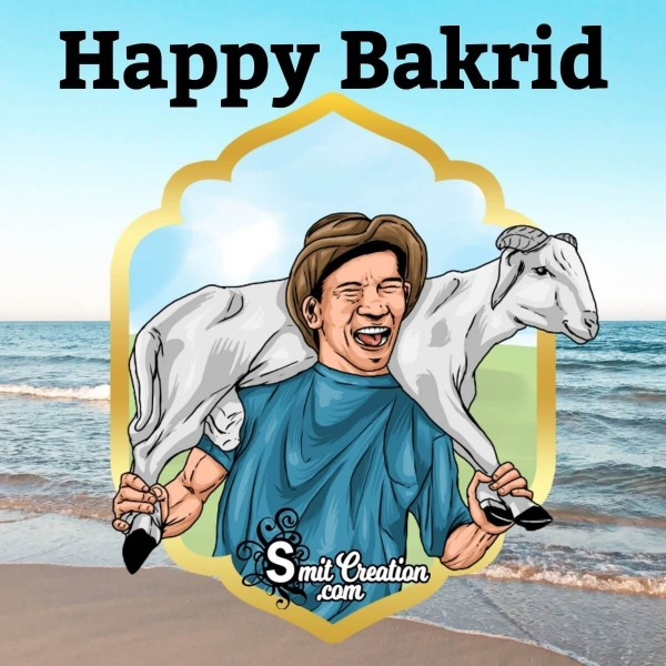 Happy Bakrid Picture