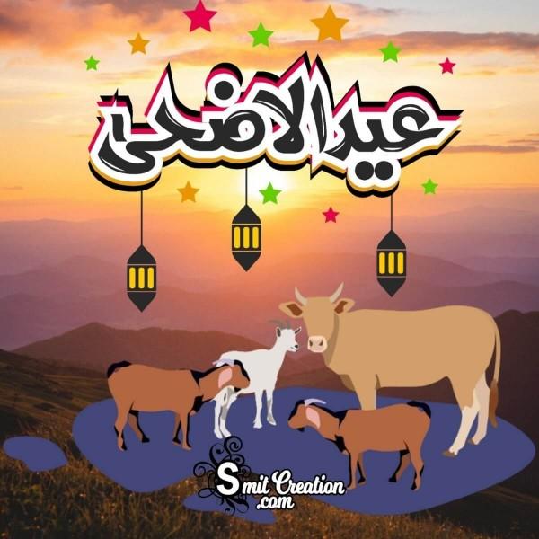 Eid-al-Adha Arabic Image