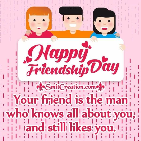 Happy Friendship Day Status Image