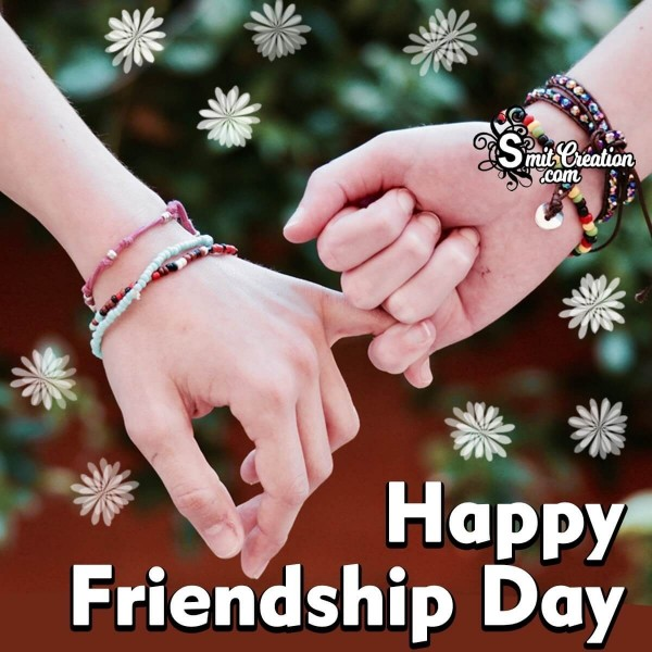Happy Friendship Day Promise Image