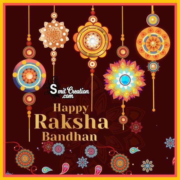 Happy Raksha Bandhan For Brothers