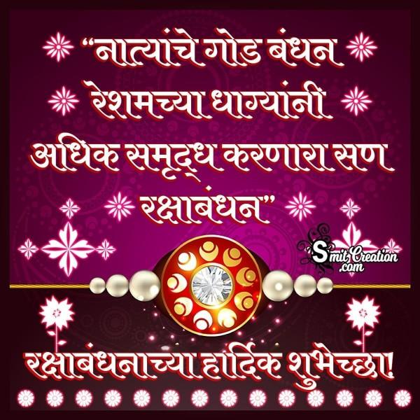 Raksha Bandhana Chya Hardik Shubhechha