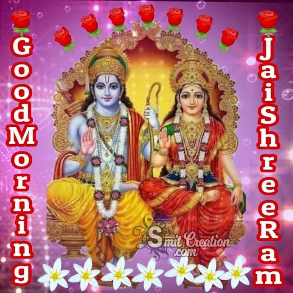 Good Morning Jai Shree Ram