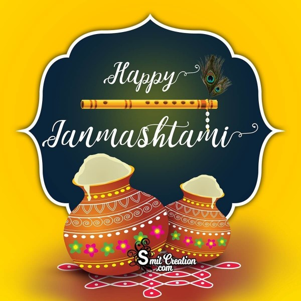 Happy Janmashtami Picture