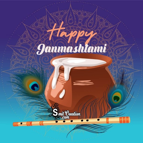 Happy Janmashtami Image