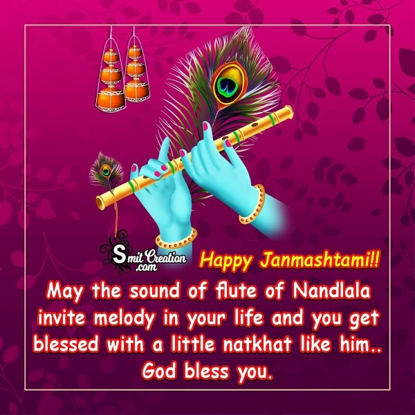 Happy Janmashtam Blessings