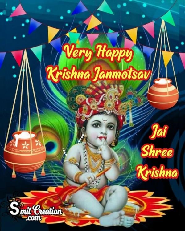 Very Happy Krishna Janmotsav