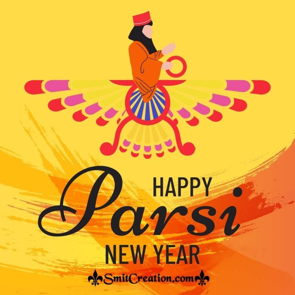 Happy Parsi New Year Pic
