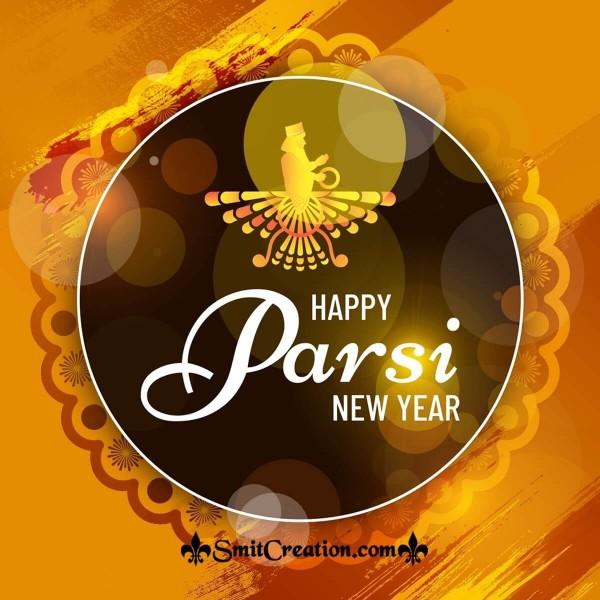 Happy Parsi New Year Whatsapp Image