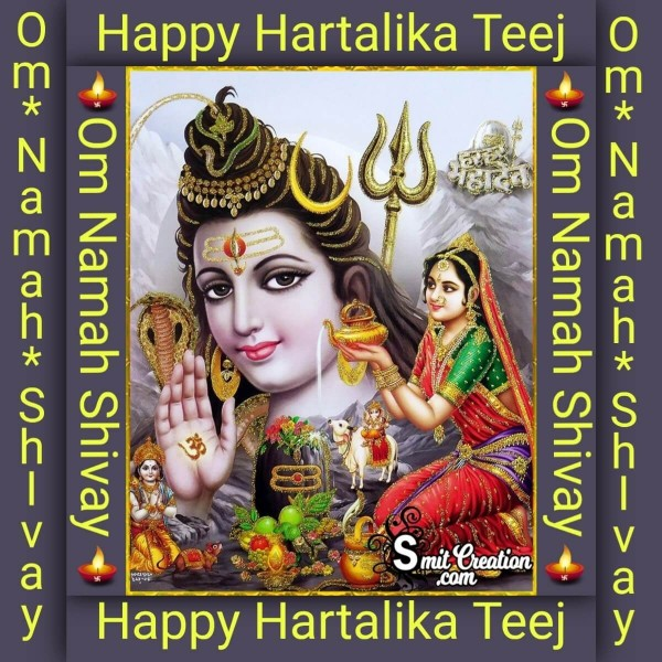 Happy Hartalika Teej Picture