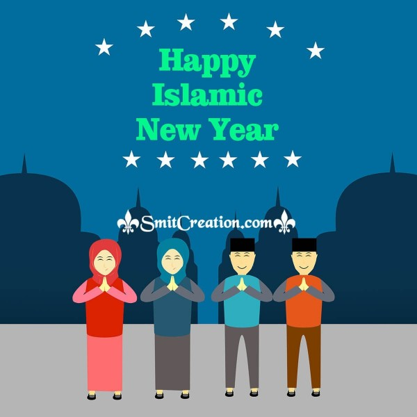 Happy Islamic New Year Picture