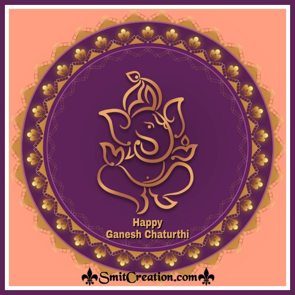 Happy Ganesh Chaturthi For Dp