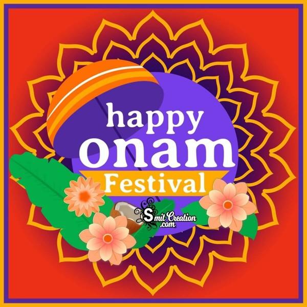 Happy Onam Whatsapp Image