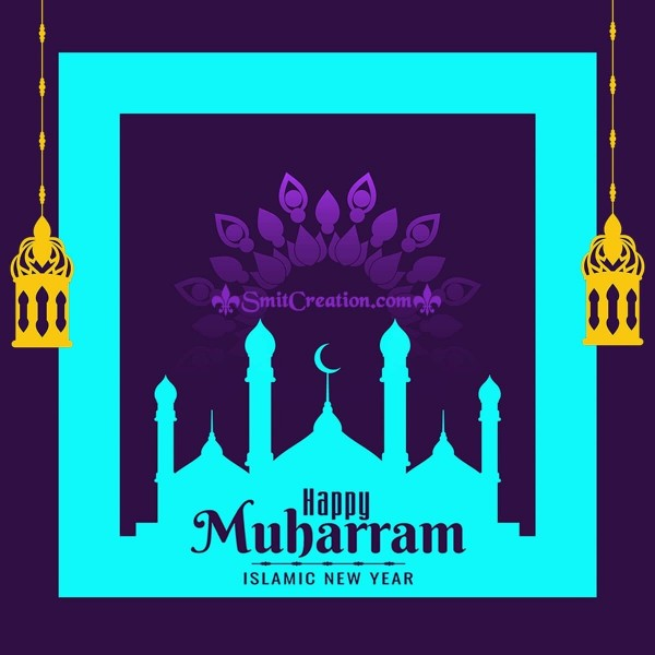 Happy Muharram Whatsapp Image