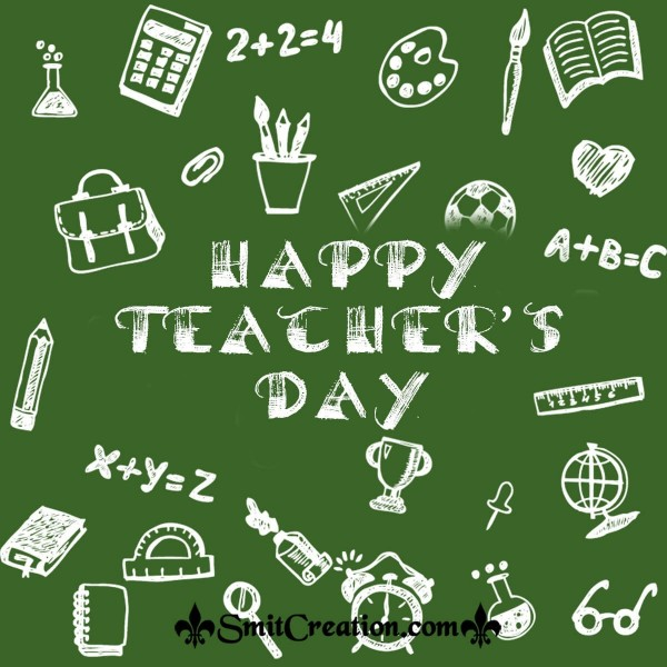 Happy Teacher's Day Image