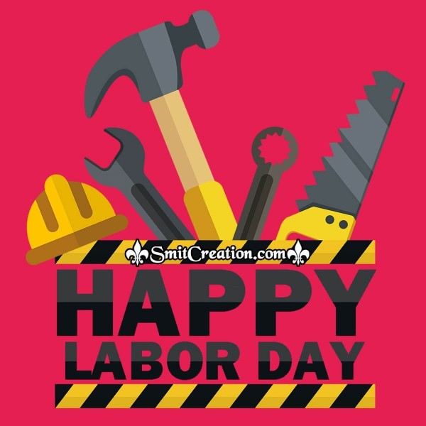 Happy Labor Day Image For Whatsapp