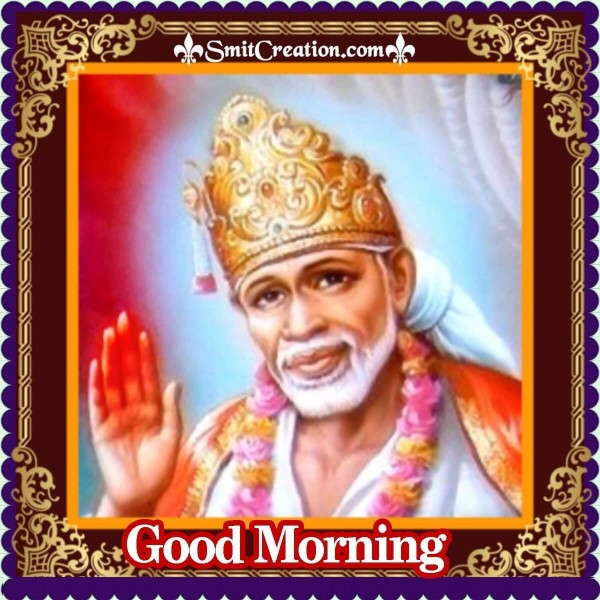 Good Morning Sai Photo