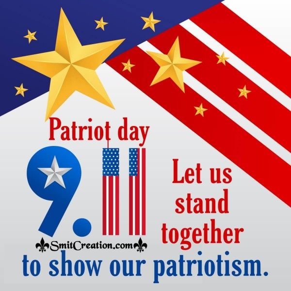 9.11 Patriot Day Message Pic