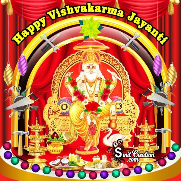 Happy Vishvakarma Jayanti