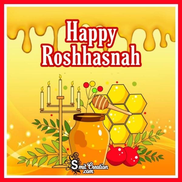 Happy Roshhasnah Image