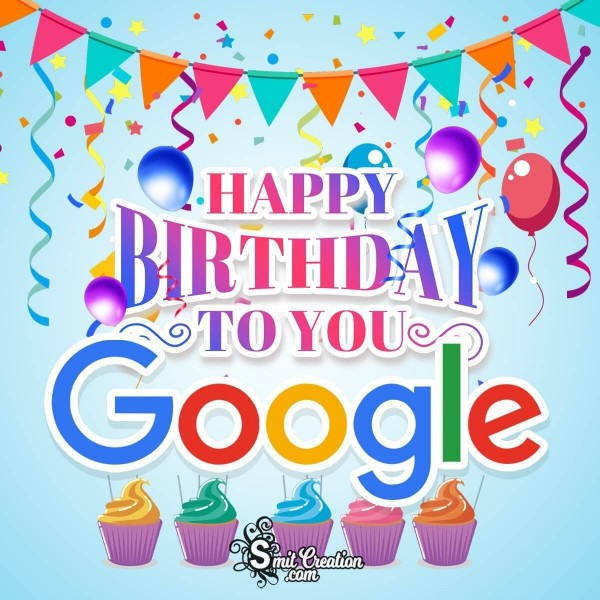 Happy Birthday Google.com