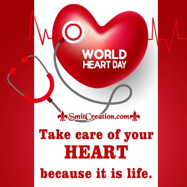 World Heart Day Status
