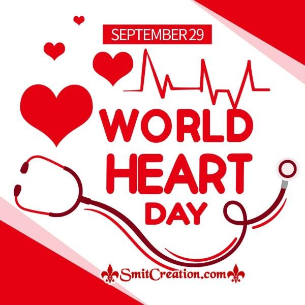 September 29 World Heart Day