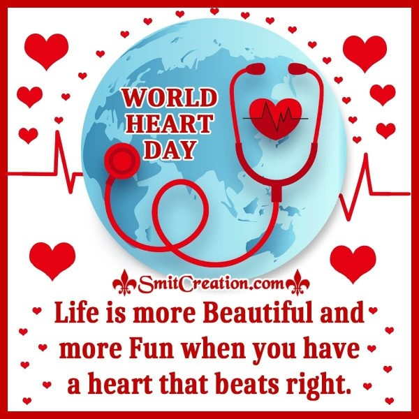 World Heart Day Quote