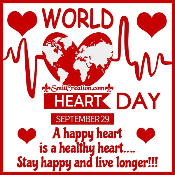 World Heart Day September 29 Quote