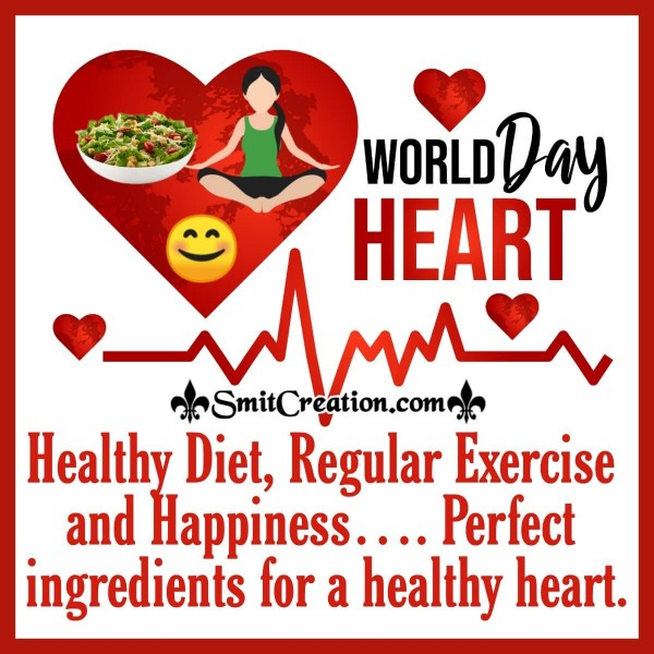World Heart Day Slogan