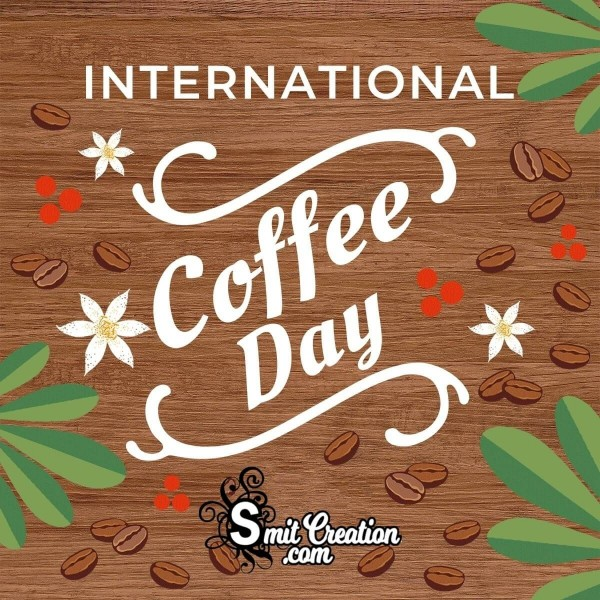 International Coffee Day Graphic