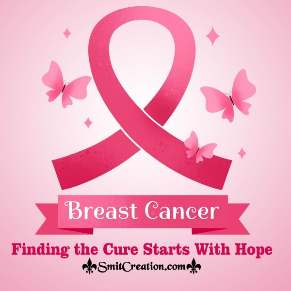 Breast Cancer Slogan Image
