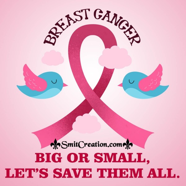 Breast Cancer Awareness Day Slogan