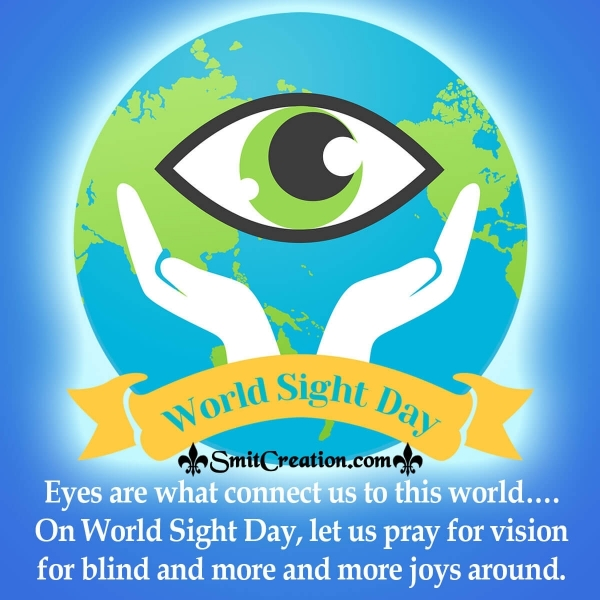 World Sight Day Quote Picture