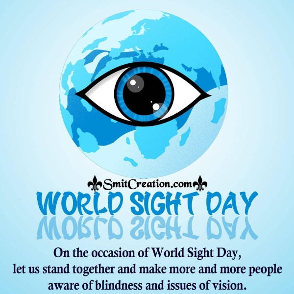World Sight Day Quote Image