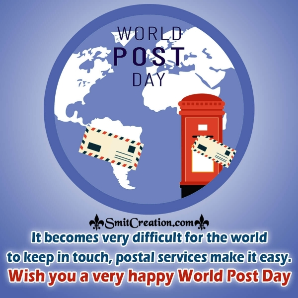 A Very Happy World Post Day
