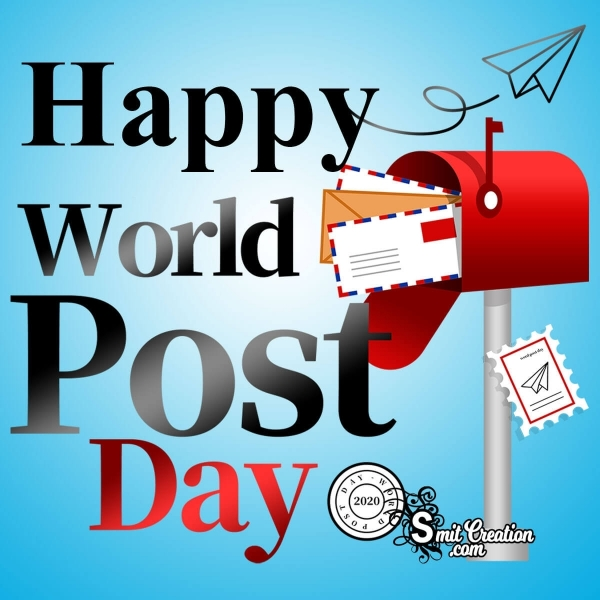 Happy World Post Day