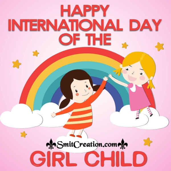 Happy International Day Of The Girl Child