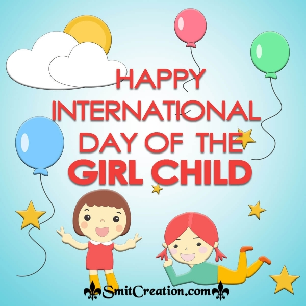 Happy International Day Of The Girl Child Picture