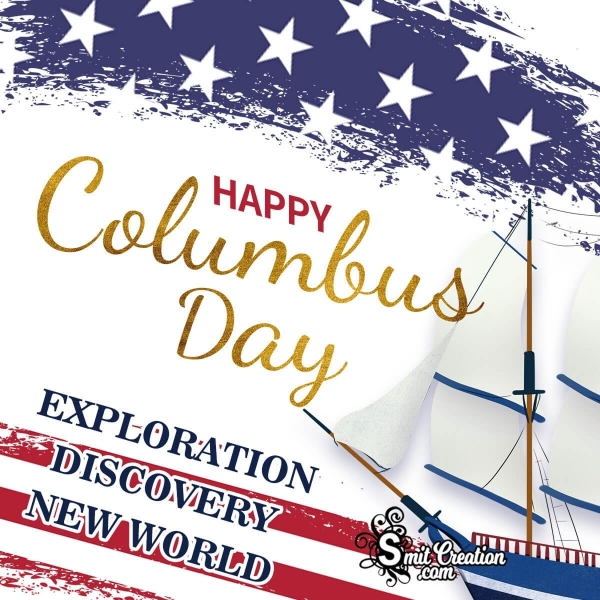 Happy Columbus Day Pic