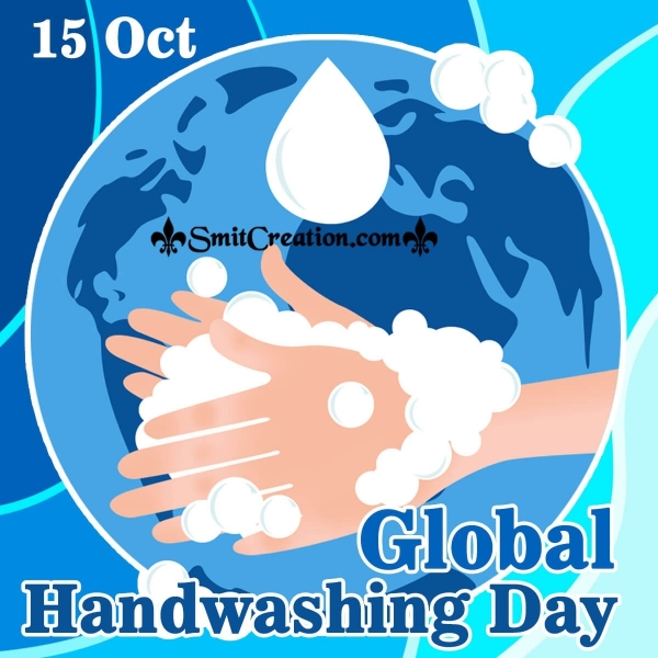 15th Oct Global Handwashing Day