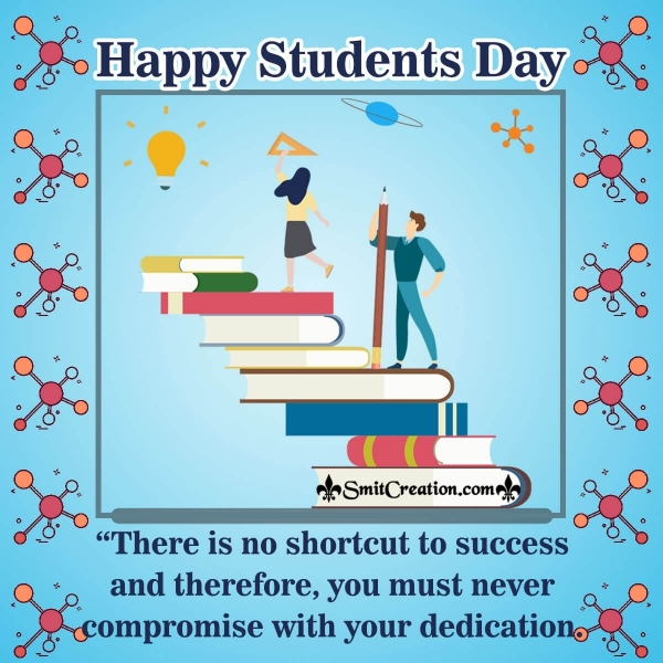 Happy Students Day To You
