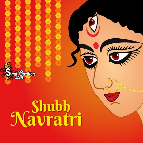 Shubh Navratri In English