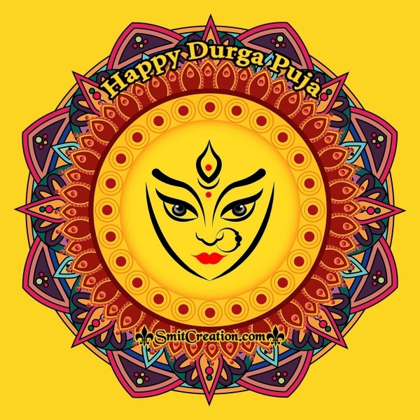 Happy Durga Puja Profile Picture