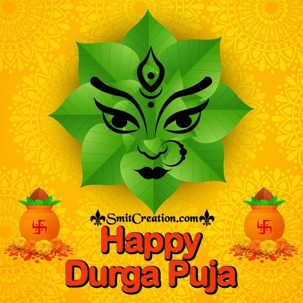 Happy Durga Puja Image For Whatsapp