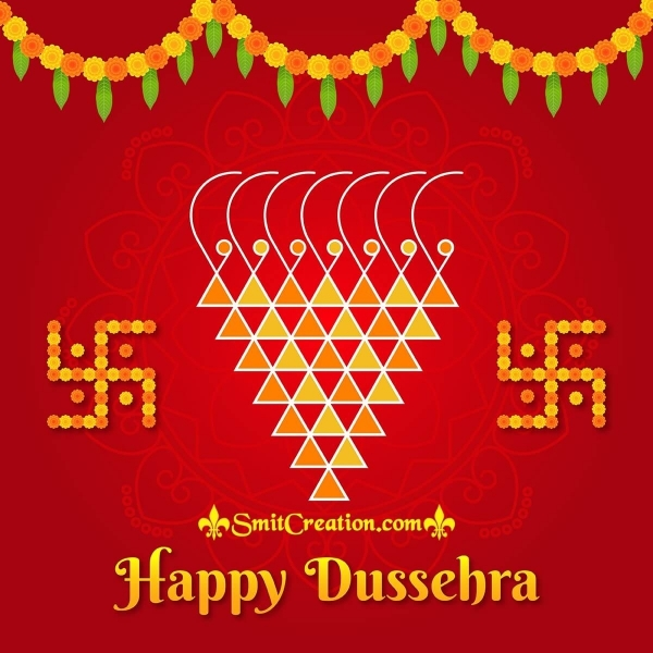 Happy Dussehra Festival Image