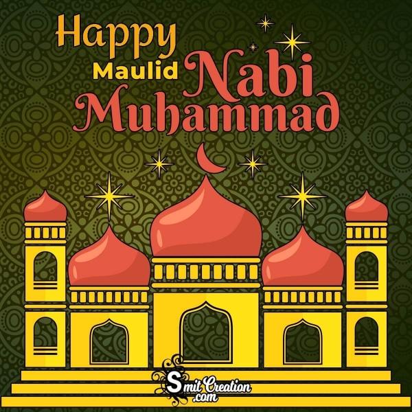Happy Maulid Nabi Muhammad