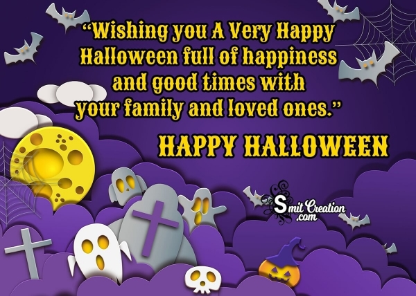 Halloween Wishes Messages for Clients